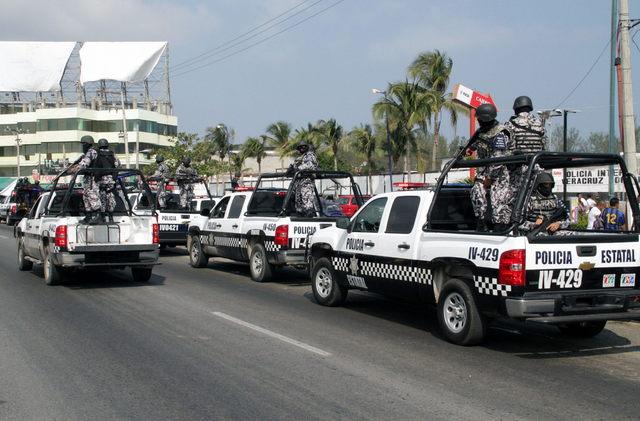 Eliminan corporación policiaca en Veracruz
