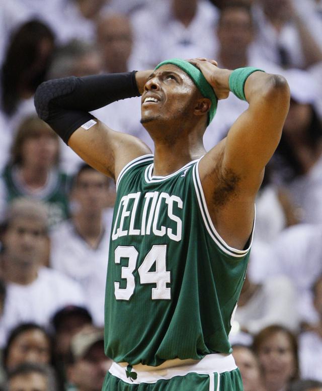 Celtics abrirían con gran hueco