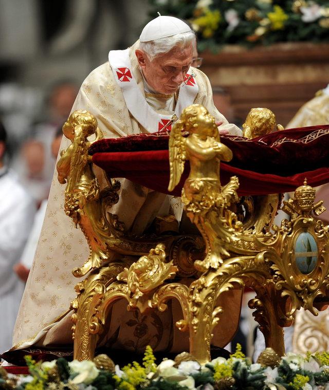 Papa  critica la 'fiesta del comercio' en que se ha convertido la Navidad