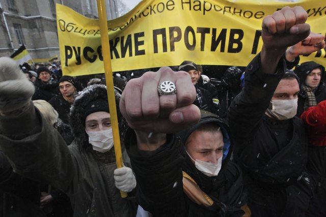 Miles protestan contra fraude electoral
