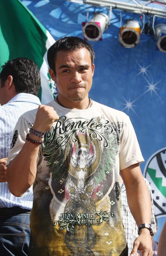 Márquez desea retiro legendario