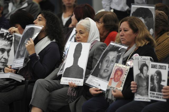 América Latina se  enfrenta al pasado