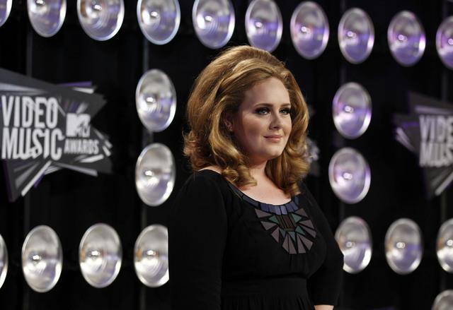 Adele lideró ventas