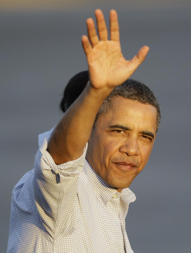 Obama se lanza   fuerte en Iowa