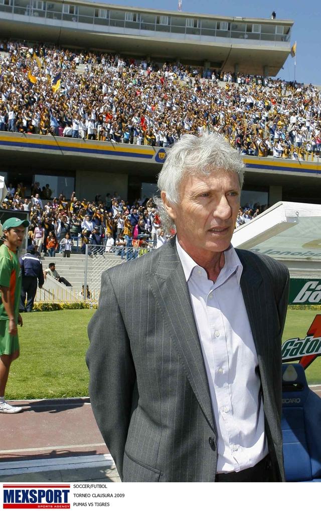 Pekerman es nuevo DT de Colombia