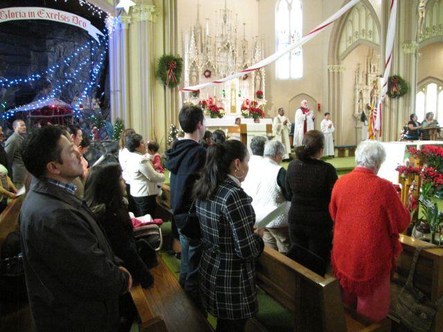 Iglesia defiende trato humano al inmigrante
