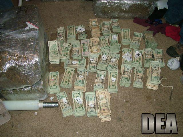 Se afirma que el dinero lavado tenía nexos con los Beltrán Leyva.