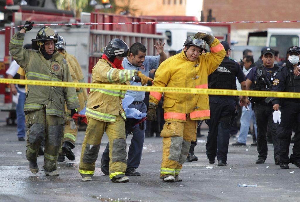 Varias personas murieron en el ataque por presuntos sicarios.