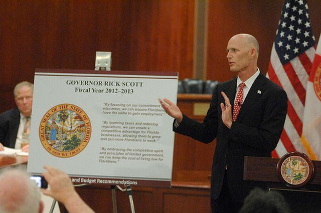 Scott  aboga por más presupuesto para educación