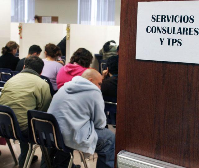 Gracias al TPS un promedio de 200 mil salvadoreños trabajan actualmente en el país, según cifras del gobierno de El Salvador.