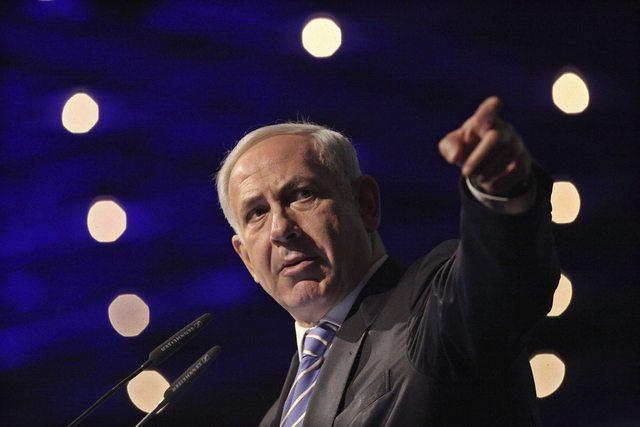 Primer ministro Benjamin Netanyahu.
