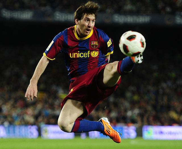 Lionel Messi lo es todo en Barcelona, pero le falta demostrar su calidad con la selección de Argentina para levantar una Copa del Mundo.