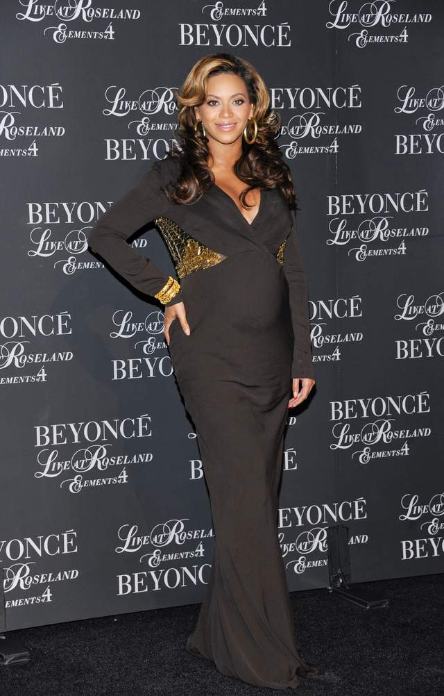 Beyoncé fue madre de una niña el domingo.