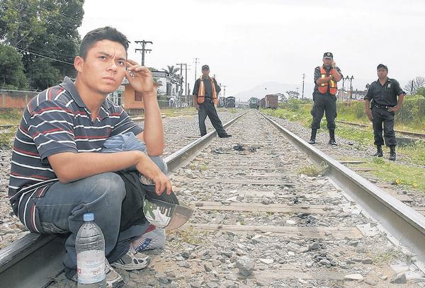 Hispanos que cruzan México con el objetivo de llegar a Estados Unidos