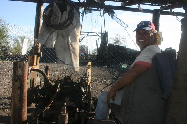Pocitos de carbón son trampas de  muerte