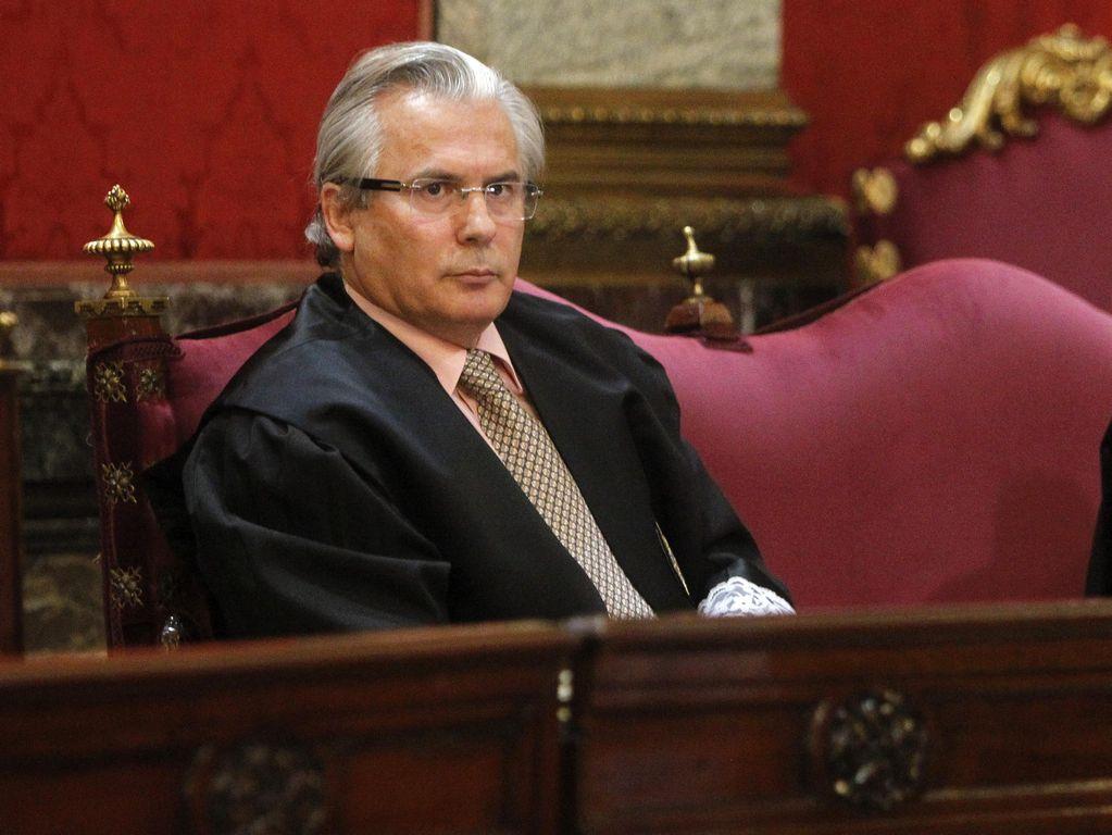 Comenzó el juicio contra Baltasar Garzón