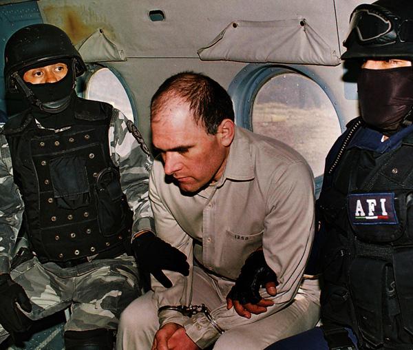 Policía en Texas se reparte activos de narco mexicano