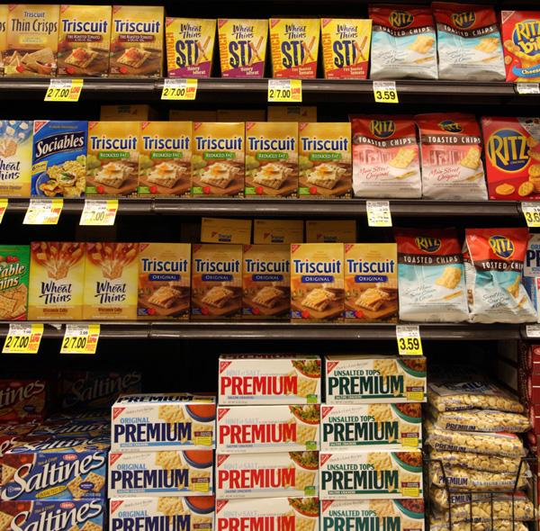 Kraft eliminará 1,600 puestos de trabajo