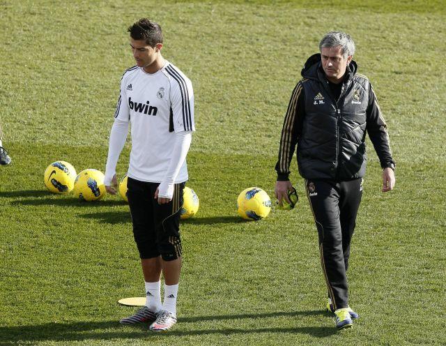 Mourinho lanza advertencia… no toquen a Ronaldo