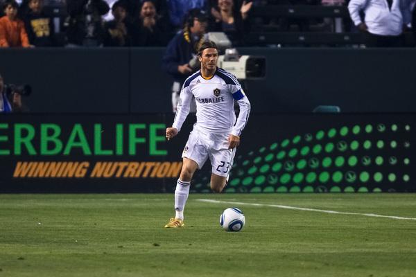 Beckham se queda en la MLS