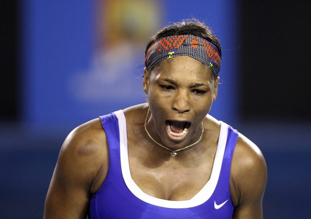 Serena arranca fuerte
