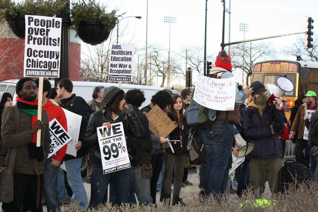 Controlarán actos públicos en Chicago