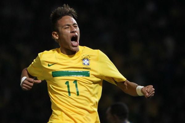 Neymar se queda en Brasil