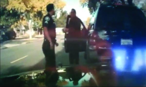 Jefe de policía bajo la lupa por una multa