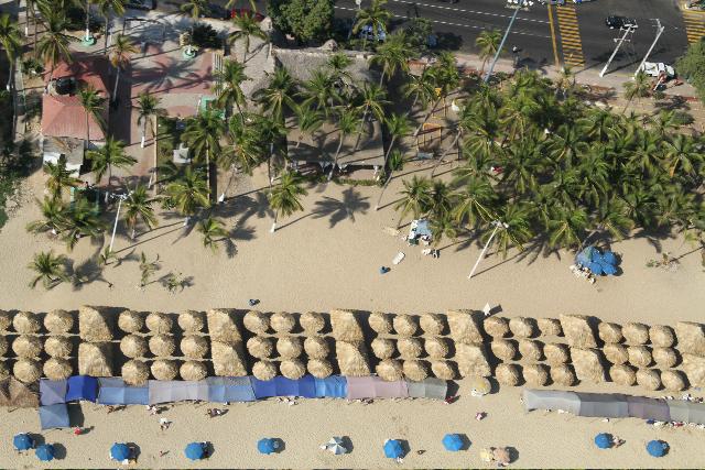 Acapulco está armado hasta los dientes