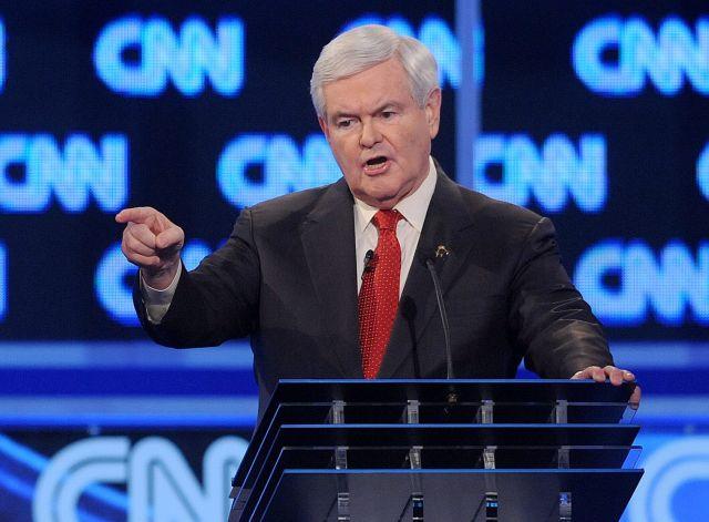 Newt Gingrich gana la primaria en Carolina del Sur