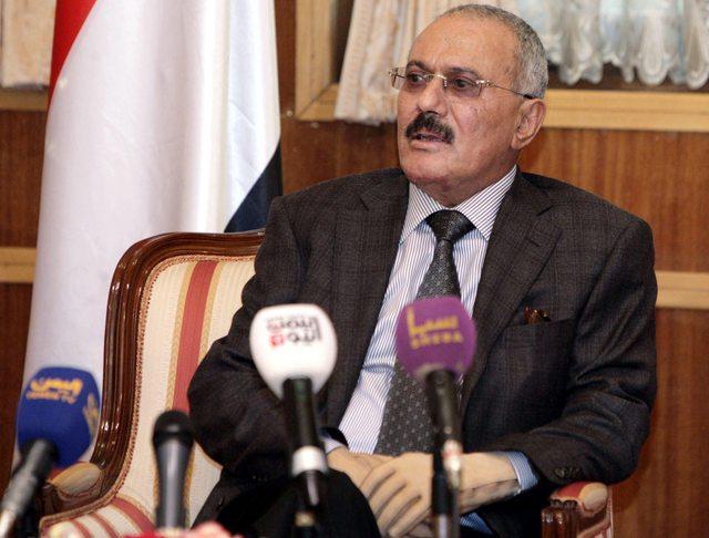 Presidente yemenita a EEUU