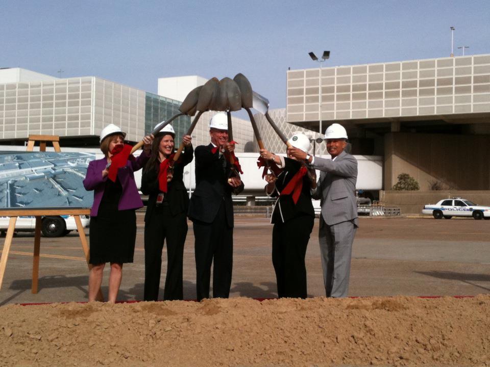 Arranca gran remodelación del aeropuerto Bush de Houston