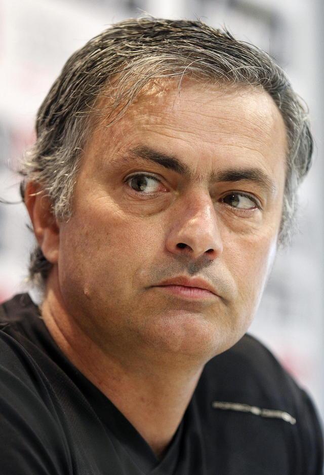 Mourinho calienta el baile