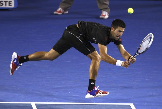Djokovic pasa gran susto