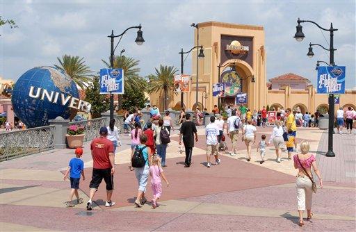 Universal Orlando celebra 100 años con estrenos