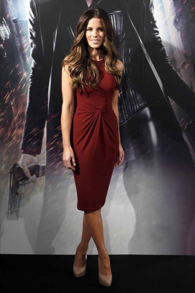 Kate Beckinsale: Está encantada con las tres dimensiones