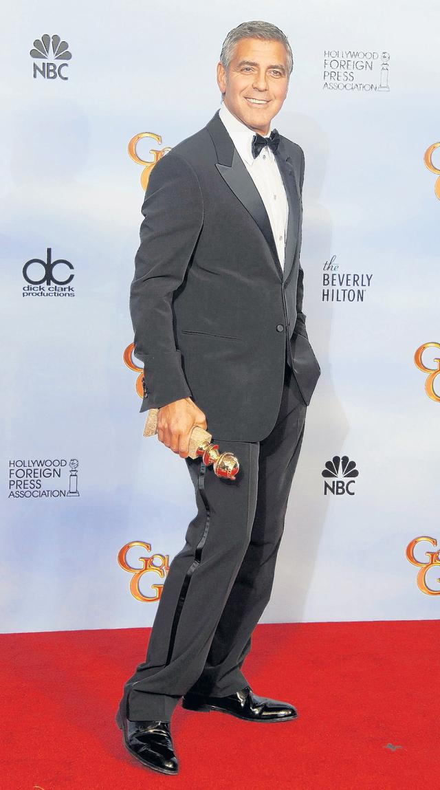 George Clooney se siente viejo