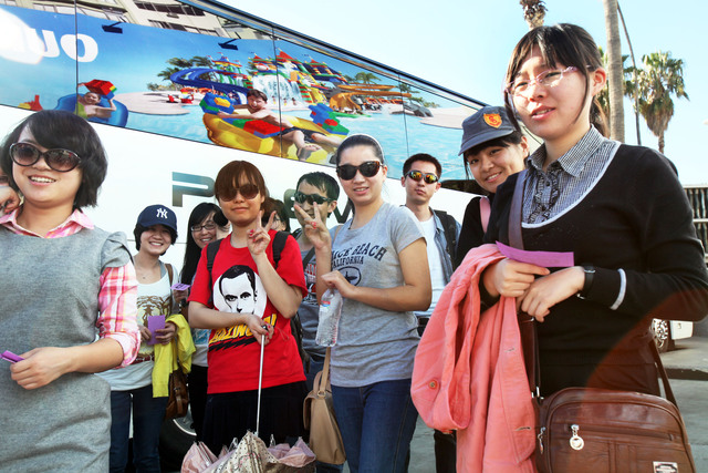 Turistas se decantan por LA