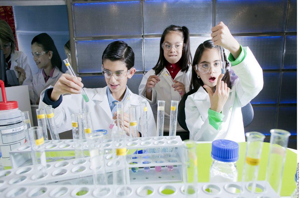 Juega con ciencia