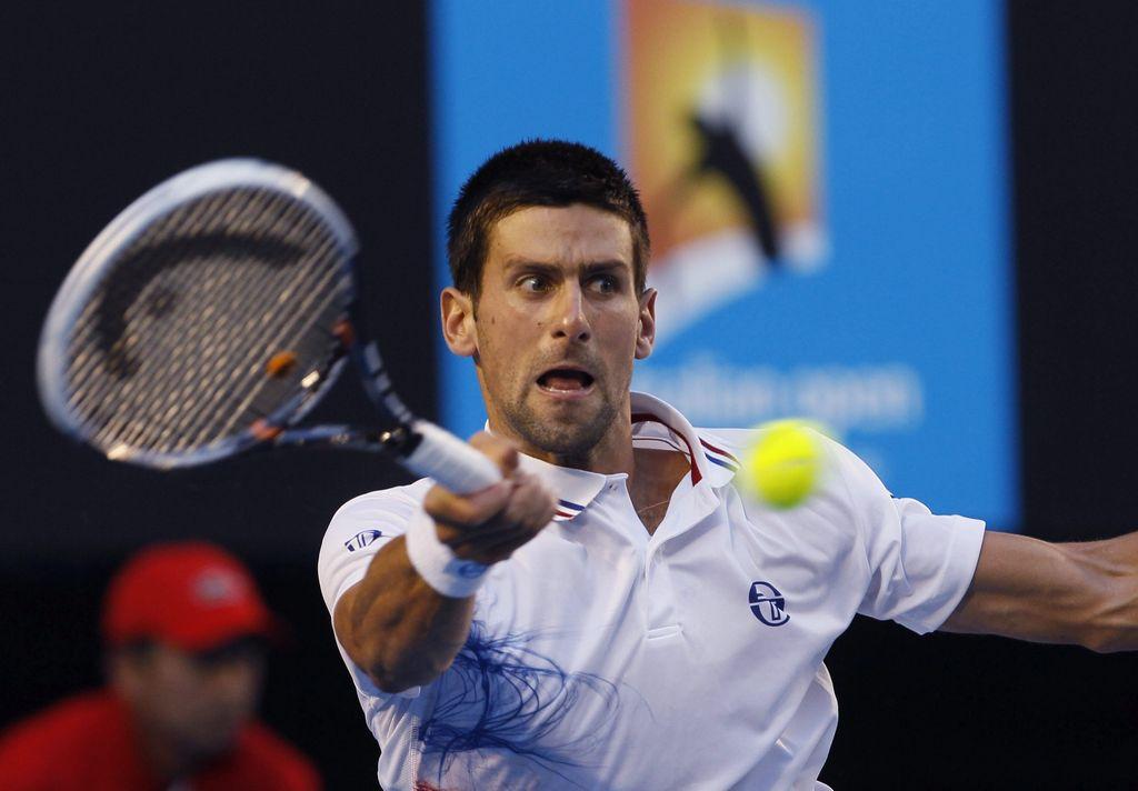 Djokovic y Nadal en la final