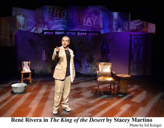 'The King of the Desert' regresa a LA