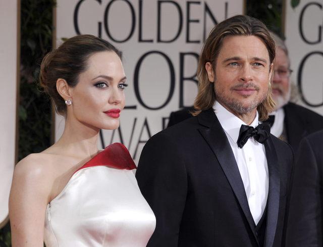 ¿Angelina Jolie y Brad Pitt entierran el hacha de guerra tras su divorcio?
