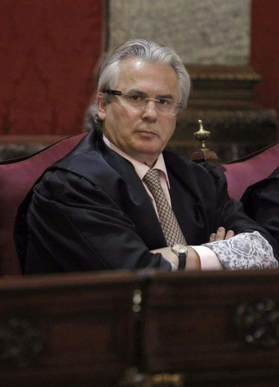 Baltasar Garzón declarará en el juicio del franquismo