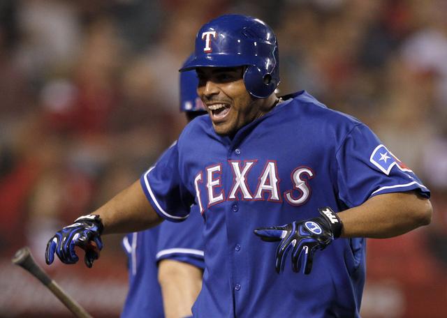 Nelson Cruz quiere terminar su carrera en Texas.