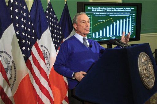 Respira NY, Bloomberg no subirá impuestos