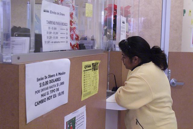 Ahorra en los envíos de dinero