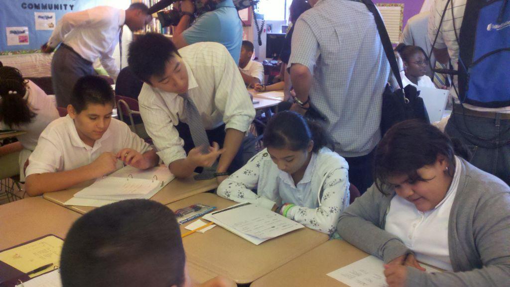 Preocupa el bajo rendimiento de programas bilingües en HISD