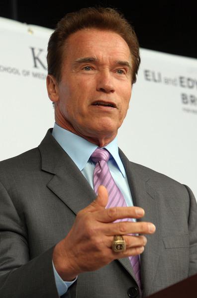 Schwarzenegger quiere incursionar en Bollywood
