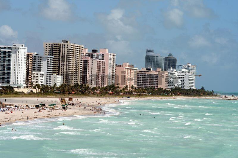 Mejorarán playa de Miami Beach con nueva arena