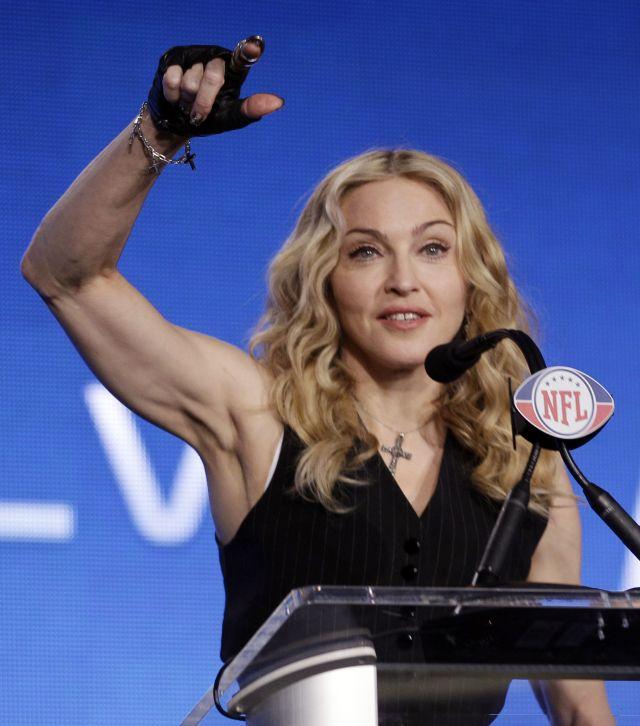 Madonna habla sobre su aparición en el Super Bowl el domingo.